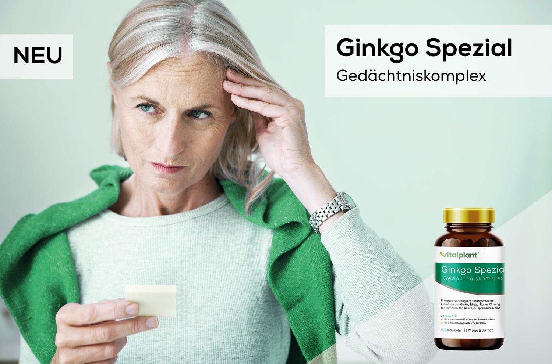 Ginkgo Spezial
