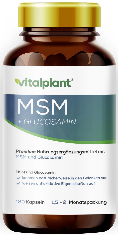 MSM & Glucosamin